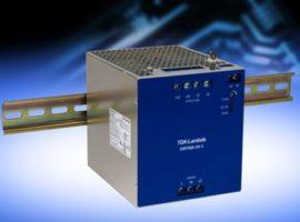 DRF960-24-1 – Compact high-power DIN rail power supply