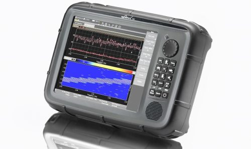 Comparison of the SignalShark to other handheld spectrum analyzers