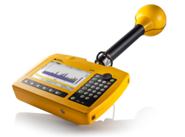 How do you make a selective measurement based on the ICNIRP standard?