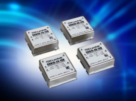 CCG-D – Wide input range 15 W and 30 W dual output DC-DCs with six-sided shielding