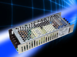 CUS200LD – Convection and conduction-cooled power supply series includes 3.3 V, 4.2 V and 28 V models