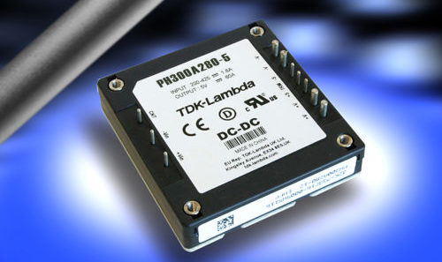 PH300A280-5 – High Voltage Input DC-DC Converter