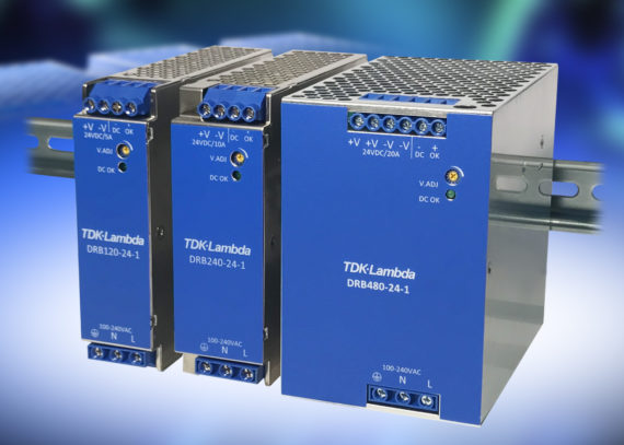 DRB DIN Rail Power Supplies